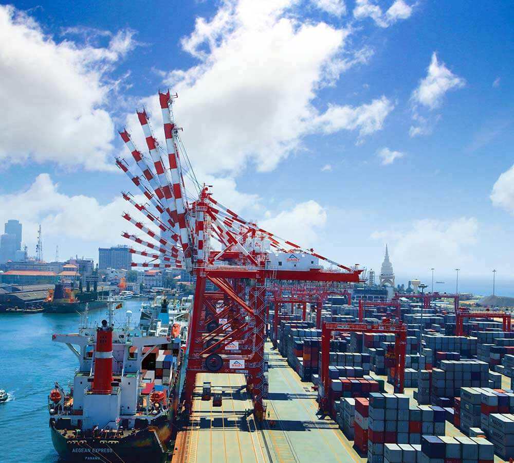 Colombo Port | South Asia Gateway Terminals Official Site